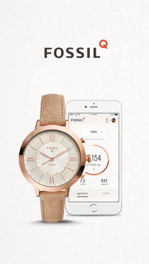 Fossil Q Screenshot