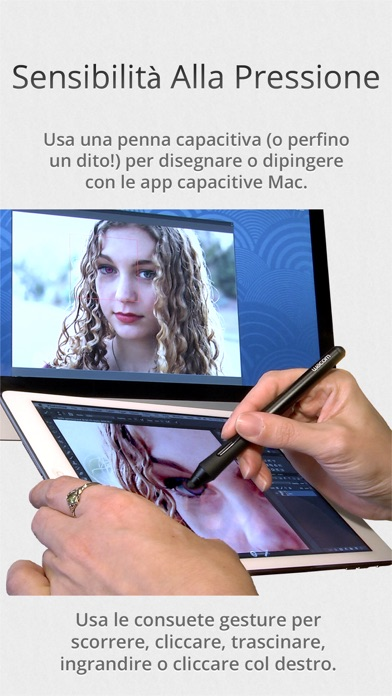 Air Display 3 (USB e Wi-Fi) iPhone