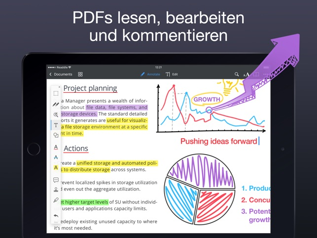 PDF Expert von Readdle Screenshot