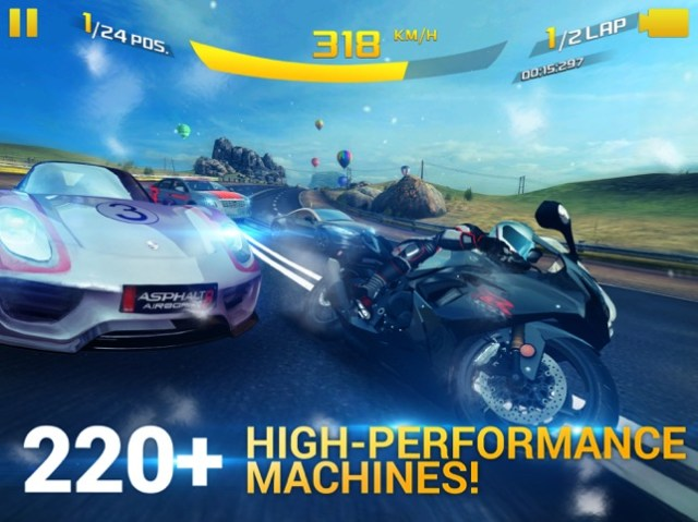asphalt 8 mod apk unlimited money 3.9.0j