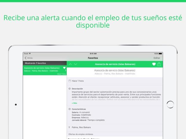 Trovit Empleo Screenshot