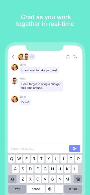 Taskade - Team Productivity Screenshot