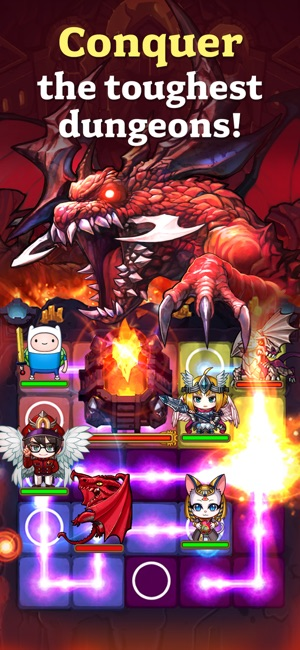 Dungeon Link: Adventure RPG Screenshot