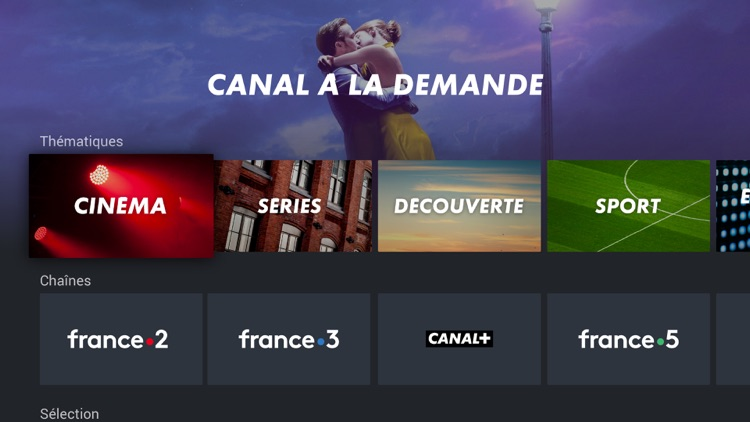 myCANAL for Apple TV by GROUPE CANAL