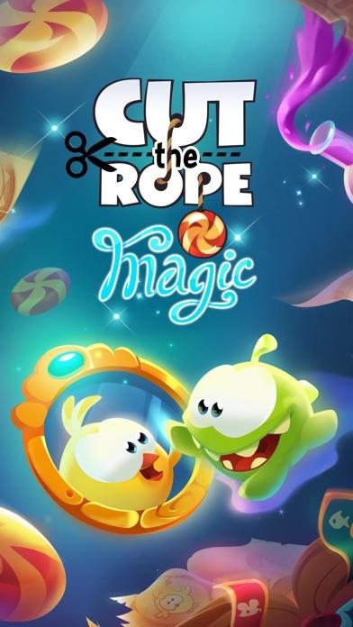 Cut the Rope: Magiс GOLD Screenshot