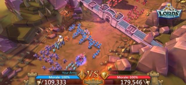 Lords Mobile: War Kingdom Screenshot