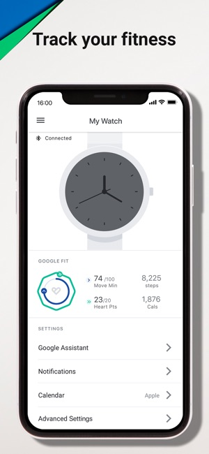 Wear OS by Google – Smartwatch Screenshot