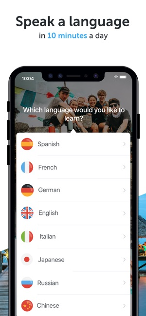 busuu - Learn Languages Screenshot