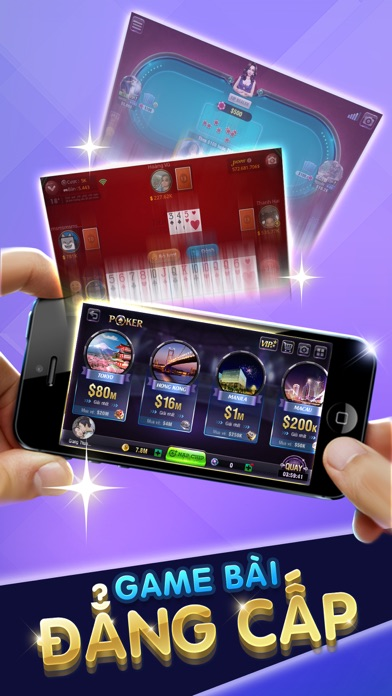 ZingPlay - Game Bai - Game Co 1.0 IOS