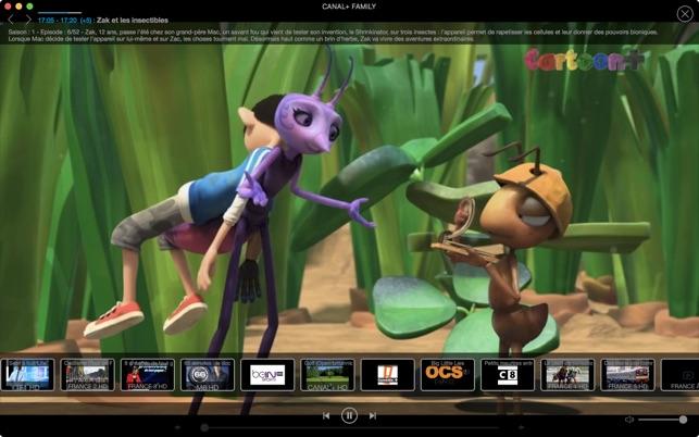 IPTV Streamer Pro Capture d'écran