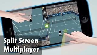 テニスチャンピオン3Dスクリーンショット4