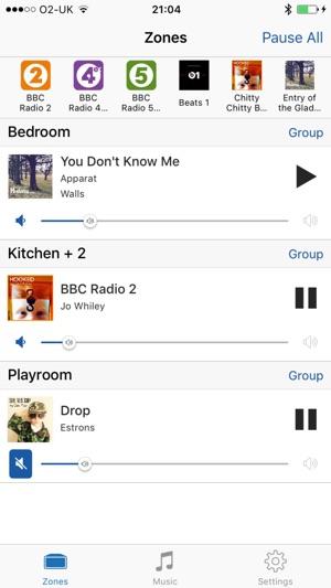 ZonePlay Screenshot