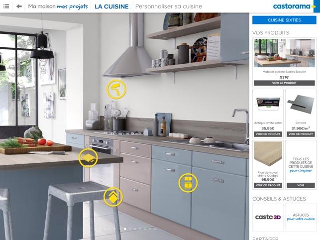 Castorama Ma Maison Mes Projets Dans L App Store