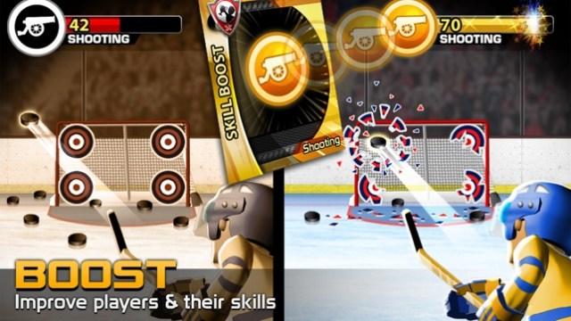 Big Win Hockey 2019 Screenshot
