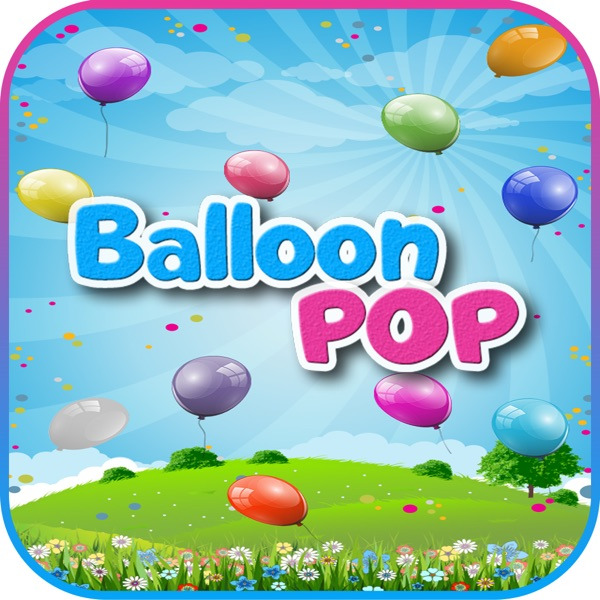 Balloon Pop-Educational Pop