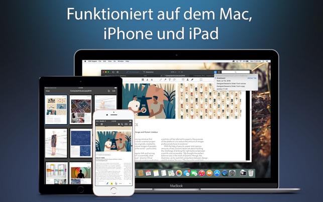 PDF Expert - PDFs bearbeiten Screenshot