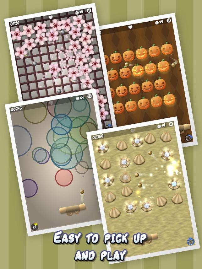 Anodia: Unique Brick Breaker Screenshot