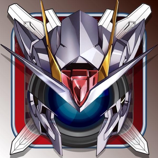 Anime & Manga Gundam Sticker Camera : Super Fashion Photo Dress Up For Sword Art Online Cartoon