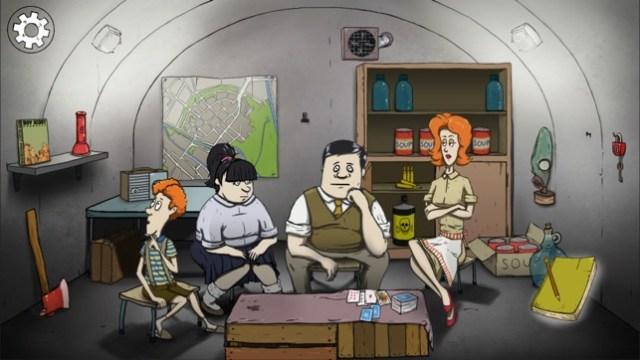 60 Seconds! Atomic Adventure Screenshot