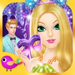 Party Salon - Girls Makeup & Dressup Games