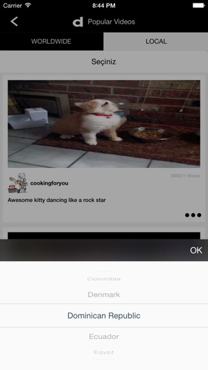 Soshlapp Screenshot