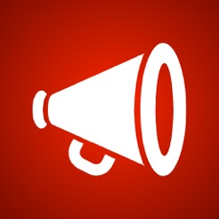 ‎Megaphone Free - Use Your iPhone or iPad as a Megaphone!