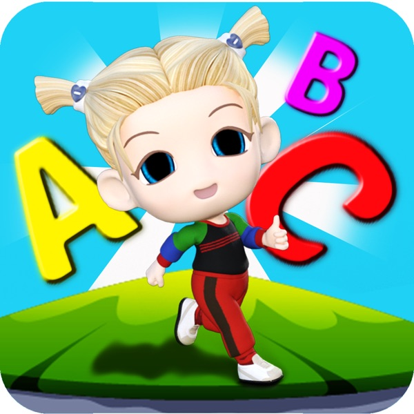 ABC Run: Alphabet Learning Game