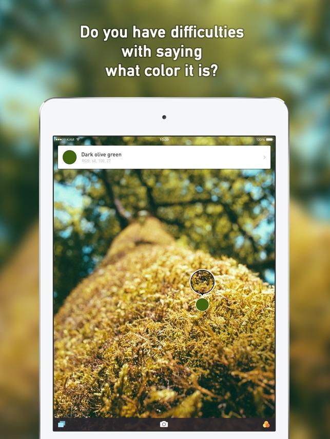 Color Name AR Pro Screenshot
