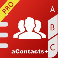 aContacts+ - Kontakt Manager