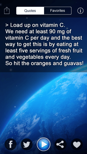 Health Tips - Best Daily Advice for a Healthy & Happy Life Screenshot
