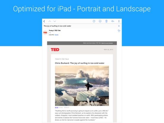TypeApp - Email, Mail - IMAP & Exchange Mailbox Screenshot