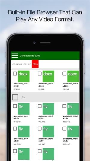 Feem v3 - WiFi File Transfer - Free Screenshot