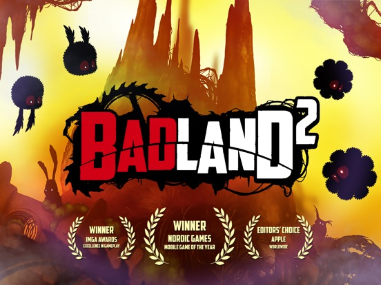 BADLAND 2 Screenshot