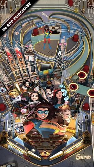 Marvel Pinball Screenshot