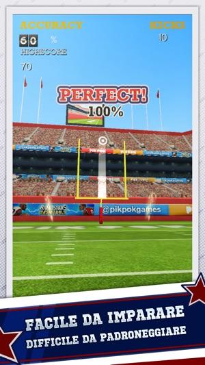 Flick Kick Field Goal Kickoff Screenshot
