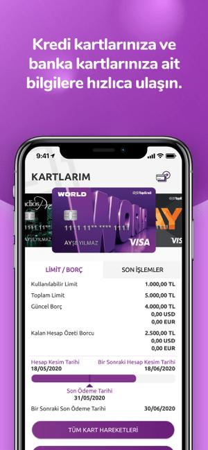 World Mobil Screenshot