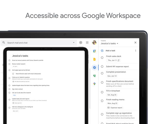 Google Tasks: Besser planen Screenshot