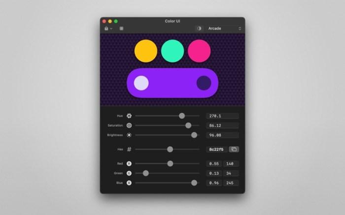 Color UI Screenshot 01 cf188mn