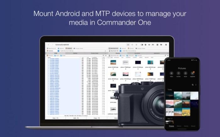 Commander One PRO - FTP client Screenshot 04 1377vvn