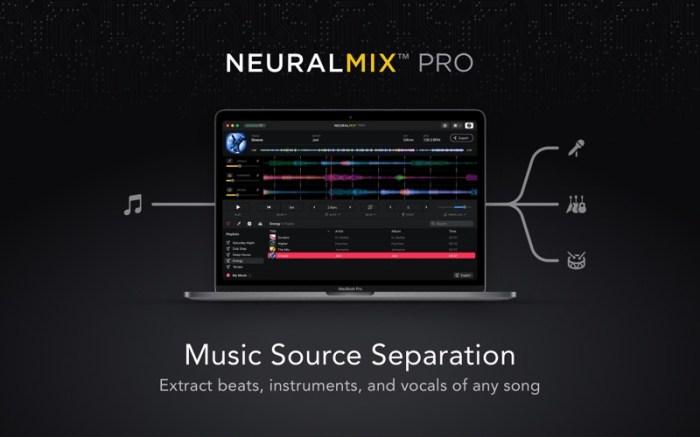 Neural Mix Pro Screenshot 01 1356obn