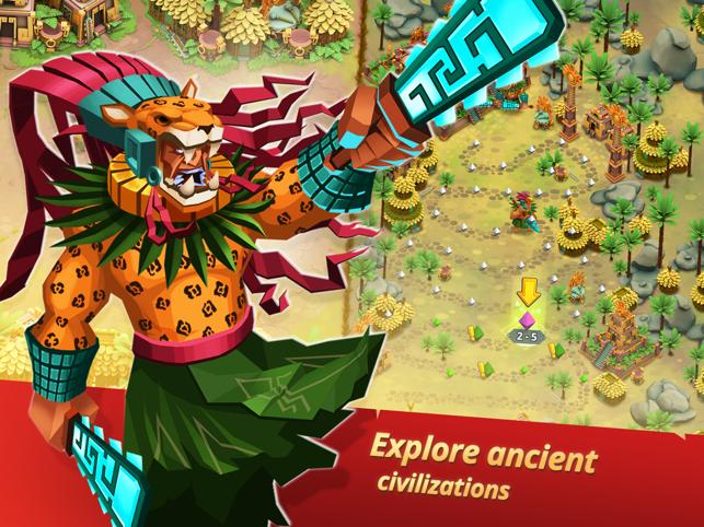 Game of Nations: Idle RPG Screenshot