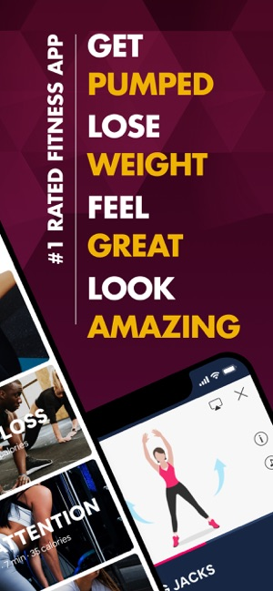 Workout for Women: Fitness App Screenshot