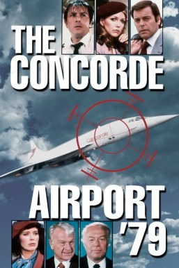 Image result for the concorde ...airport '79 poster