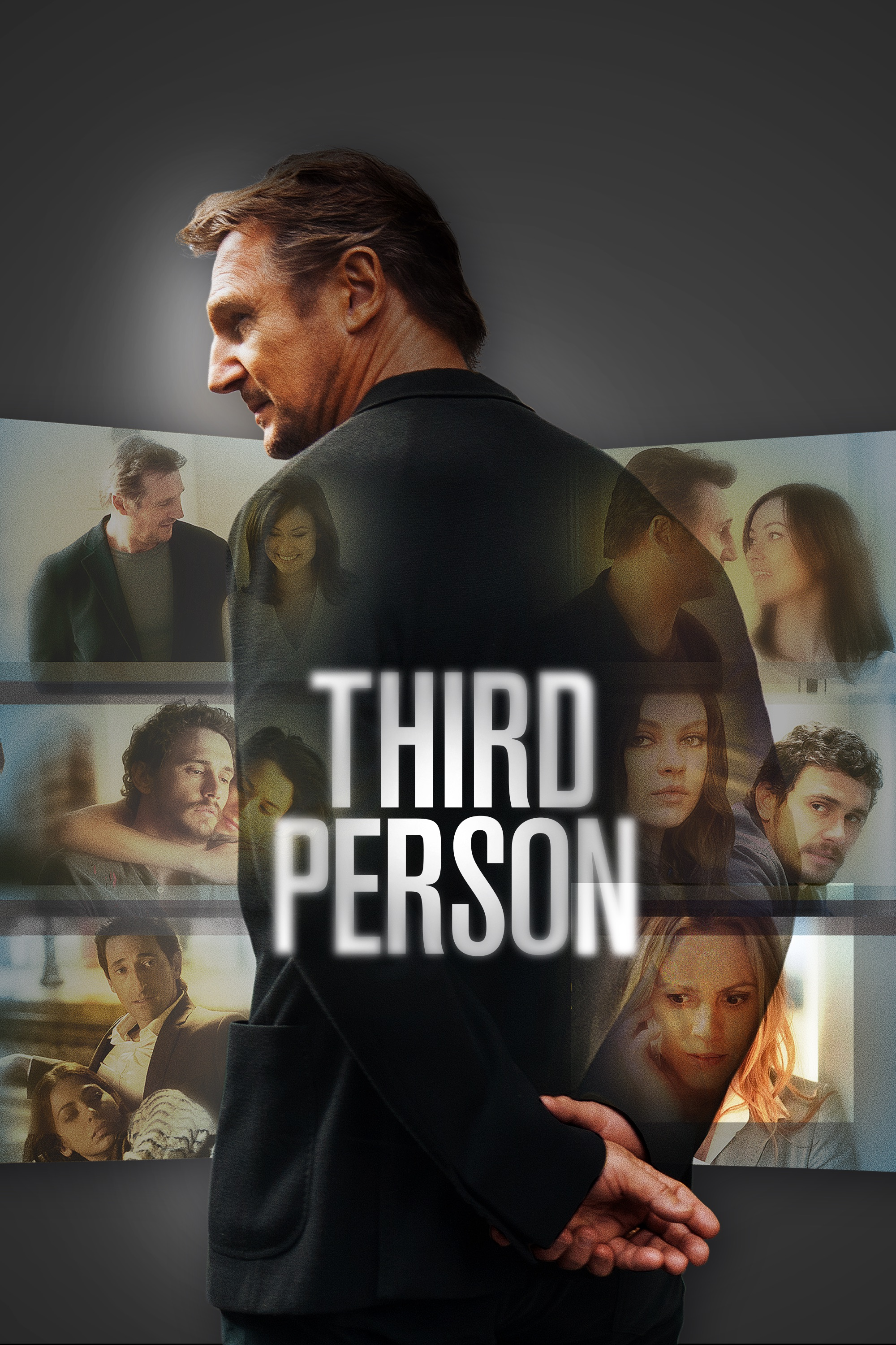 Third Person On Itunes