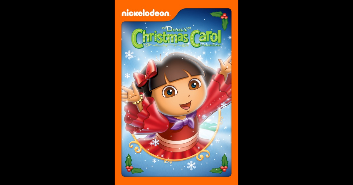 Saves Dora Christmas Explorer