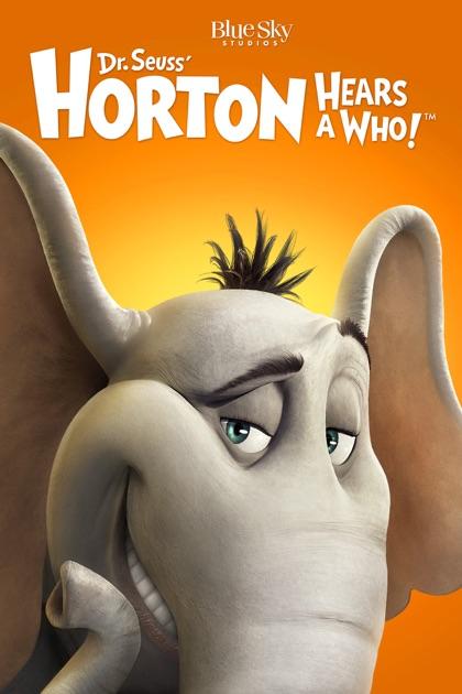Pics Who Hears Horton Hd