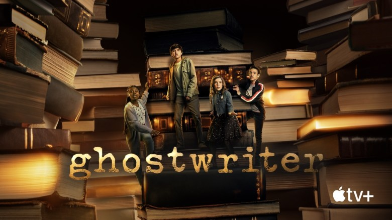 """Résultat de recherche d'images pour """"Ghostwriter apple tv"""""""