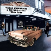 Victor Wainwright and the WildRoots - Boom Town  artwork