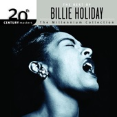 Billie Holiday - 20th Century Masters - The Millennium Collection: The Best of Billie Holiday  artwork