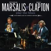 Wynton Marsalis & Eric Clapton - Wynton Marsalis & Eric Clapton Play the Blues (Live from Jazz At Lincoln Center)  artwork